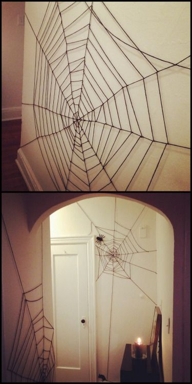82 Easy Halloween Decorations Party Diy Decor Ideas