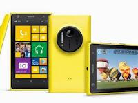 Microsoft Lumia 1030, Phablet Quad Core Usung RAM 3 GB Dan Kamera 41 MP