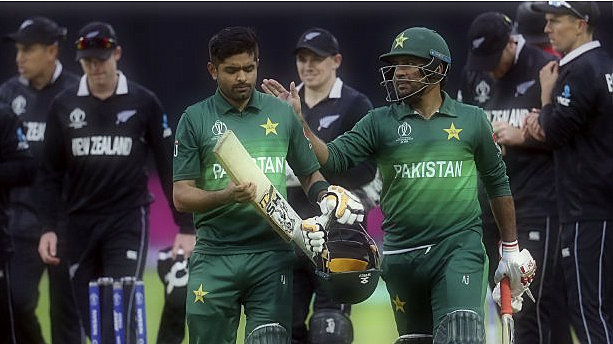 The latest: Pakistan 103-3 chasing 228 to beat Afghanistan