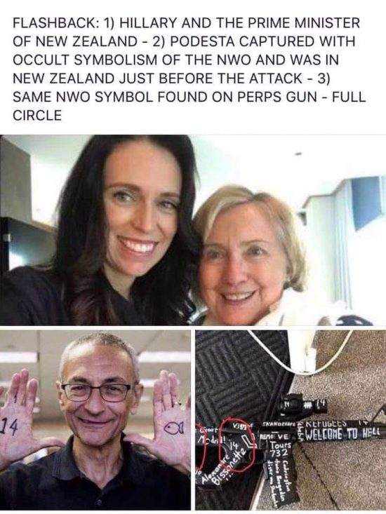 Peekay Completely D E S T R O Y S the Christchurch Hoax Shooting ides of March Fake Narrative