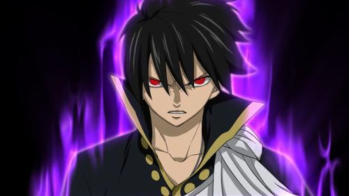 Fairy tail Karakter - Kumpulan Foto zeref dragneel, Fakta Zeref Dragneel dan Video Zeref Dragneel