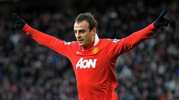 Former Man Utd Striker Berbatov Confirms Retirement