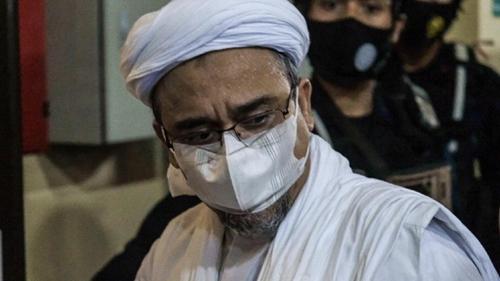 Habib Rizieq Ajukan Banding Atas Kasus Petamburan dan Megamendung