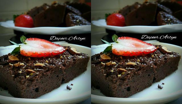 Resep Membuat Brownies Yang Enak Tanpa Emulsifier