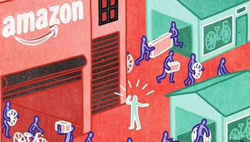 Small Business Owners Leaving Amazon