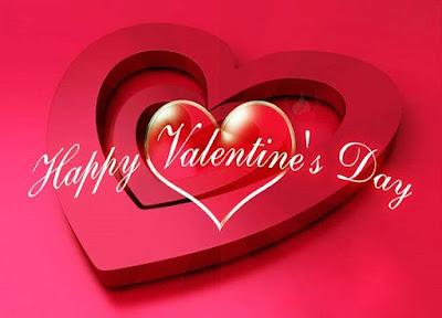Happy Valentines Day DP