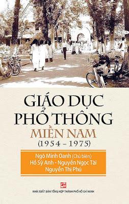 Sách: Giáo dục Phổ thông Miền Nam (1954 - 1975)