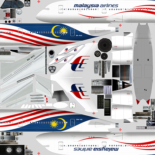Highly Recommended Delta Airbus A350 900X - Bikeriverside