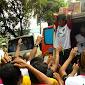 Demo Bayaran, Mang Udin : Nasi Bungkus Datang, Langit Jakarta Terang