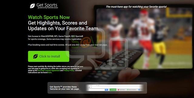 Get Sports (Adware)