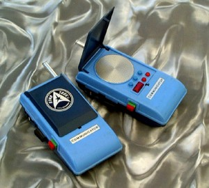 Star Trek Communicators