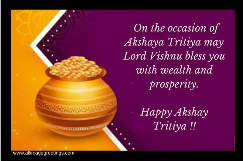 Akshaya Tritiya 2022 Greetings