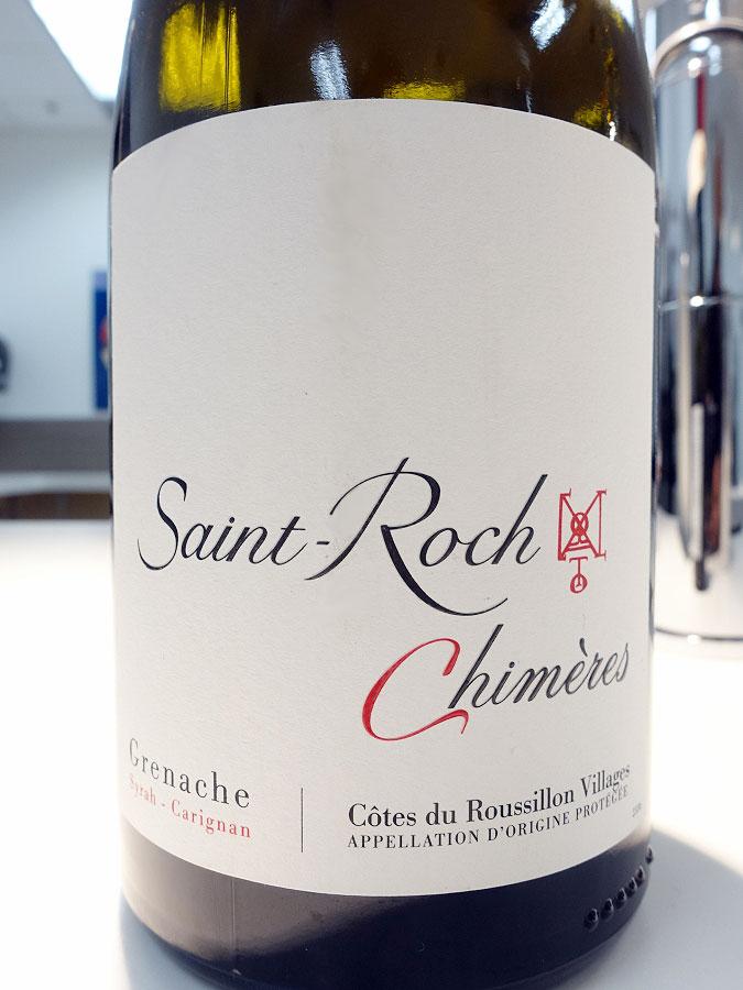 Château Saint-Roch Chimères 2017 (89 pts)