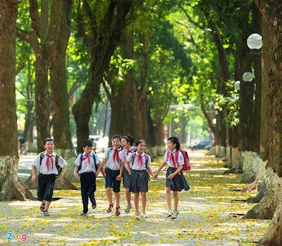 A peaceful Hanoi on the first autumn days 5