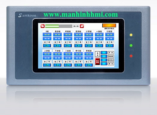 Đại lý bán màn hình cảm ứng 4.3 inch HMI Samkoon SK-043HS
