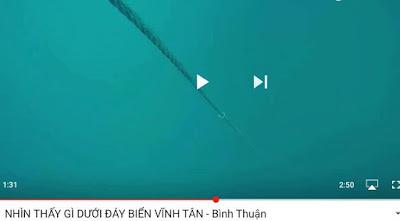 BỘ TNMT XÁC NHẬN CLIP CỦA VTC LÀ HOÀN TOÁN BỊA ĐẶT