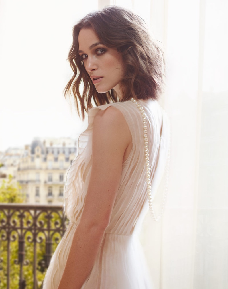 Chanel unveils Coco Mademoiselle Summer fragrance campaign.