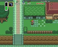 The Legend of Zelda - A Link to the Past & Four Swords GBA