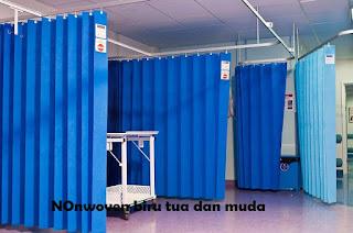 gorden rumah sakit plastik Deden Decor