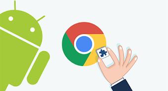 كيفية تثبيت واستخدام اضافات جوجل كروم على أندرويد