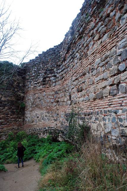 Крепость Yoros (Генуэзская крепость),Турция.