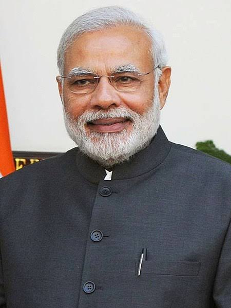 NARENDRA MODI PRIME MINISTER OF INDIA