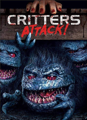 Critters Attack! 2019 DVD R1 NTSC Latino