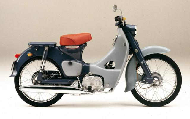 Honda C70M