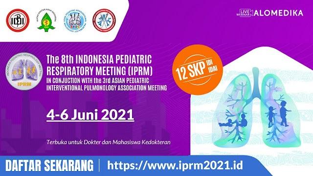"(12 SKP IDI & IDAI) ""8th IPRM in conjunction with 3rd APIPA 2021"""