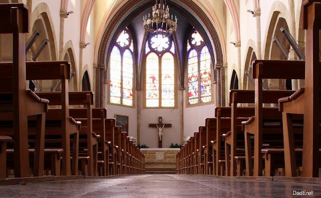 Eglise de Garlin, Pyrées Atlantiques