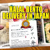 Halal Bento Delivery Service in Japan