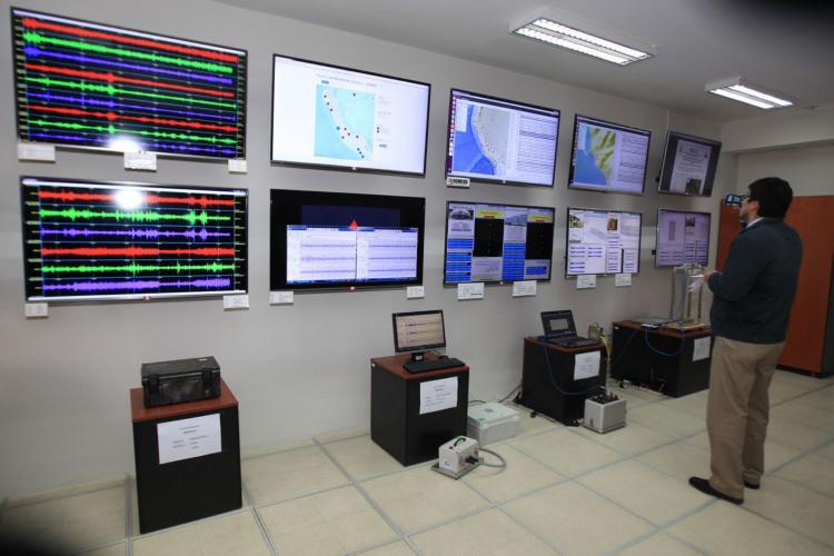 UNI: Mancomunidad de Lima Norte tendrá avanzado sistema de monitoreo sísmico en tiempo real en convenio con la Universidad Nacional de Ingeniería - www.uni.edu.pe - www.uni.edu.pe