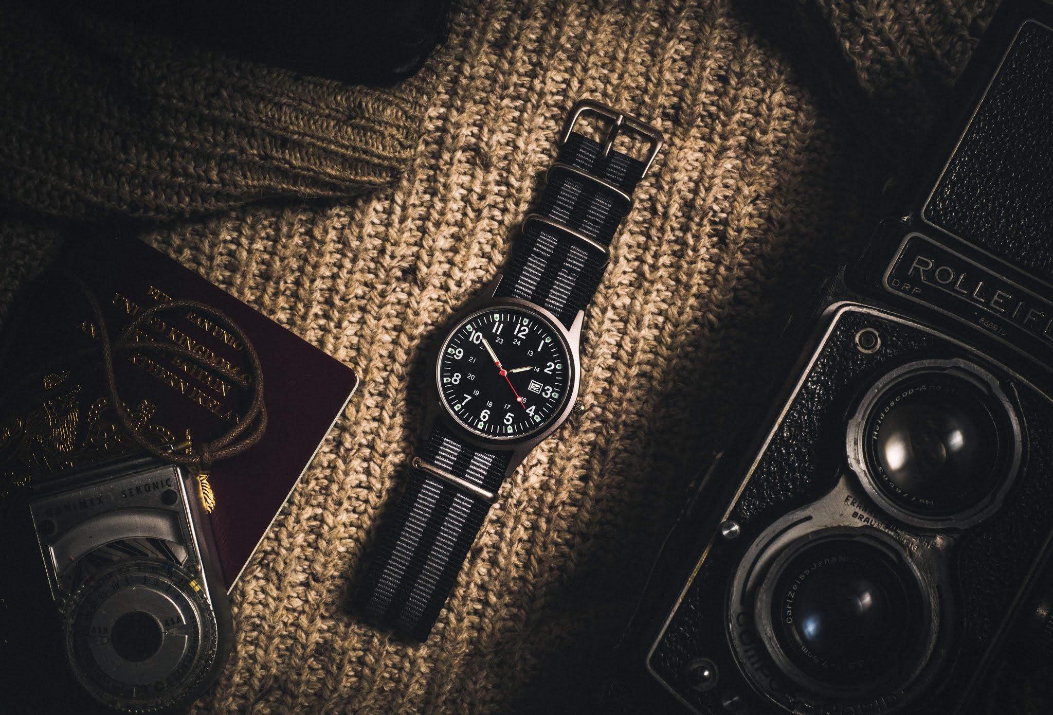 Damskie i męskie zegarki znanych marek