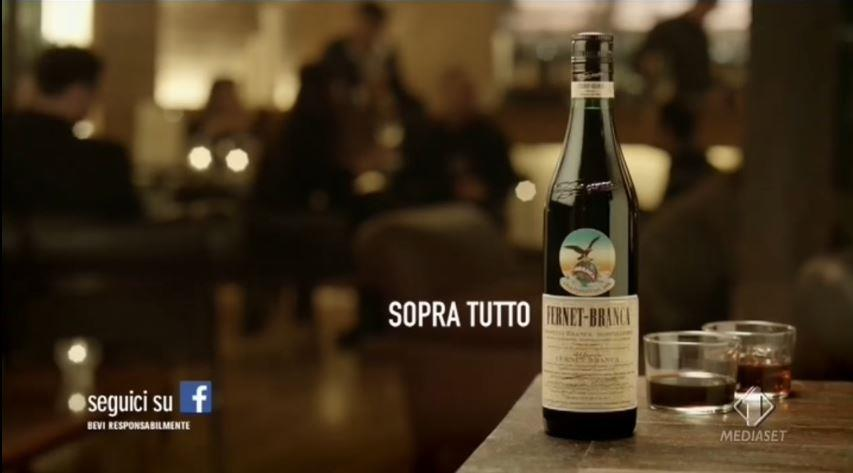 Canzone Fernet Branca pubblicità Sopra Tutto Fernet Branca - Musica spot Novembre 2016