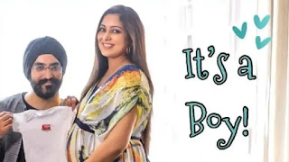 Singer-harshdeep-kaur-welcomes-baby-boy-says-our-junior-singh-has-arrived