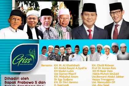 Yuuk Hadiri Acara Shubuh Berjamaah dan Tabligh Akbar 4 November 2018