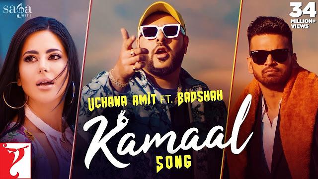 Kamaal-Song-Uchana-Amit-ft-Badshah-Alina-New-Hindi-Song-paraice-lyrics