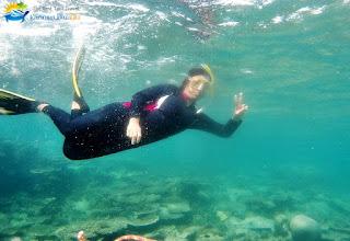 snorkeling Karimunjawa Akhir Februari 2018