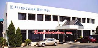 Lowongan Kerja Cikarang : PT Denko Wahana Industries Indonesia - Operator Produksi