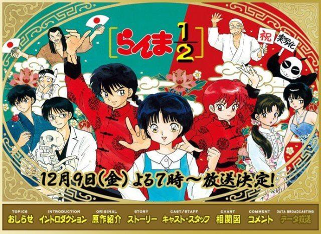 ranma 1/2 anime
