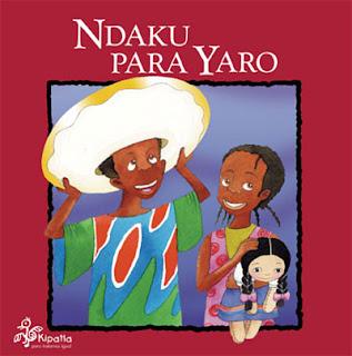 Imagen del Libro de cuentos Ndaku para Yaro