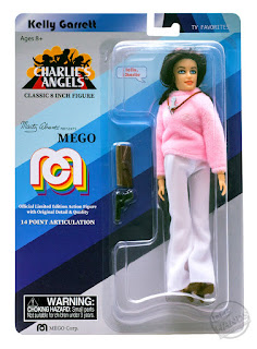 SDCC 2018 MEGO Target Exclusive Action Figures Charlie's Angels Kelly Garrett 001