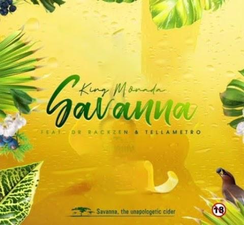 King Monada – Savanna feat. Dr Rackzen & Tellametro