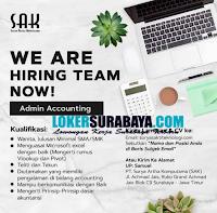 We Are Hiring at PT. Surya Artha Komputama (SAK) Juni 2020