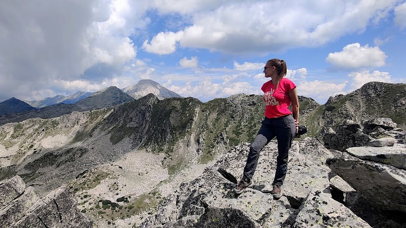 Пирински маршрут - Муратово езеро, Дончови караули, Спанополски чукар и Рибно Бъндеришко езеро