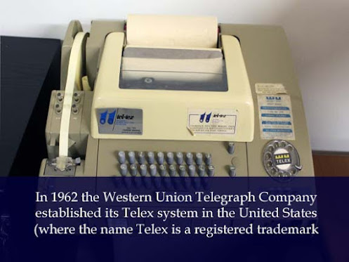What is Telex