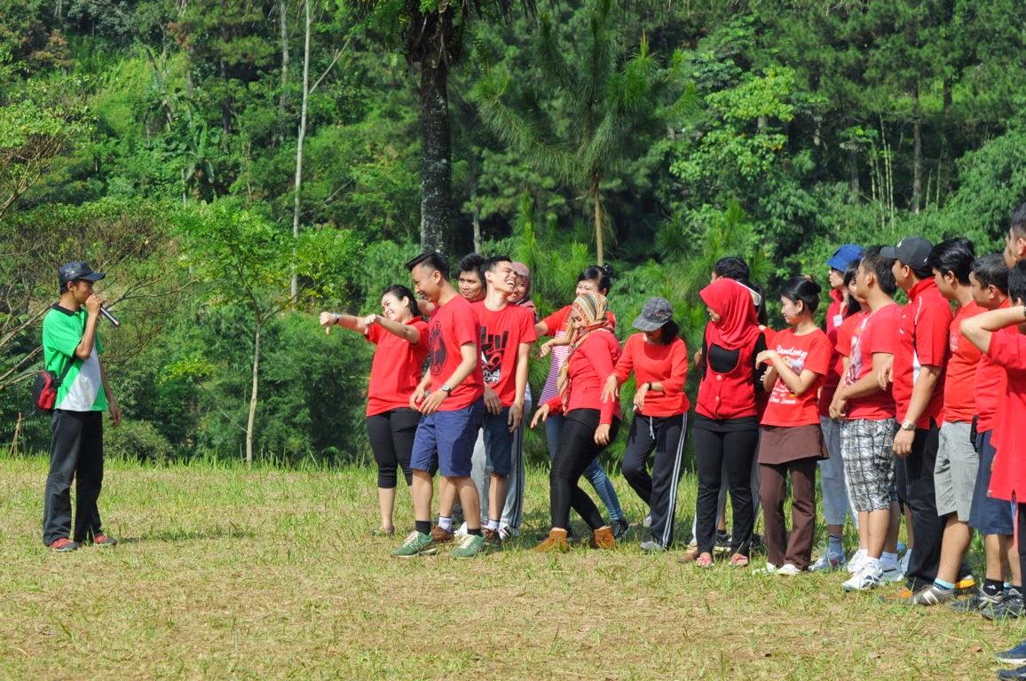 Paket Outbound Gathering di Bogor