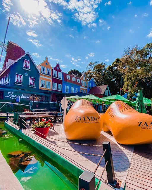 Cidade Zaandam: Um pedacinho da Holanda no Rio Grande do Sul