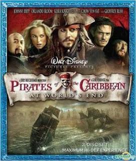Pirates of the Caribbean At World's End (2007) BRRip 480p 450MB Dual Audio ( Hindi - English ) MKV