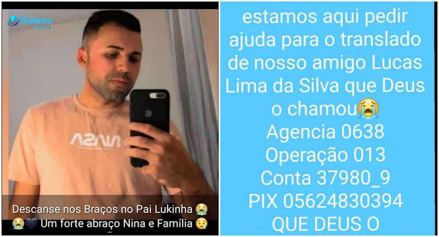 Jovem do Piauí morre durante partida de futebol em São Paulo